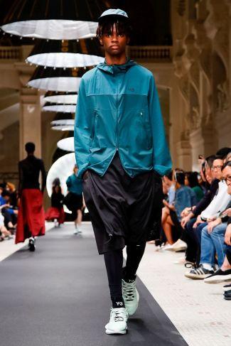 Y-3 Menswear Spring Summer 2019 Paris48