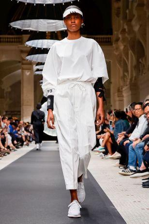 Y-3 Menswear Spring Summer 2019 Paris52