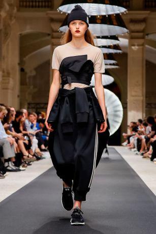 Y-3 Menswear Spring Summer 2019 Paris8