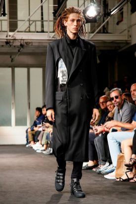 Yohji Yamamoto Menswear Spring Summer 2019 Paris7