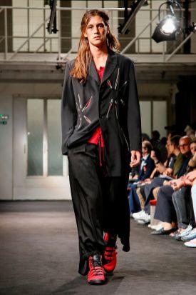 Yohji Yamamoto Menswear Spring Summer 2019 Paris9