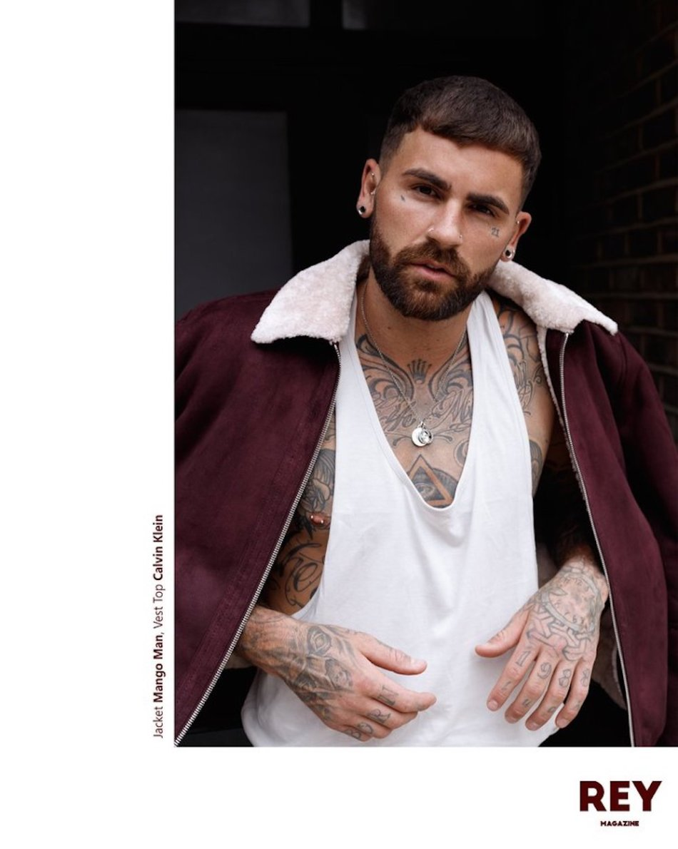 Chris Perceval for REY Magazine