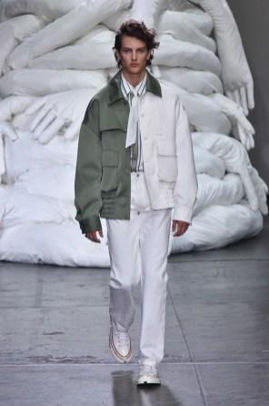 Feng Chen Wang Men's Spring 2019