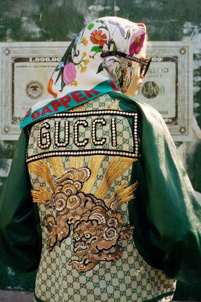 Gucci - Dapper Dan Collection 201813