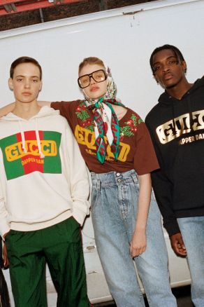 Gucci - Dapper Dan Collection 20182