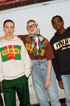 Gucci - Dapper Dan Collection 20182