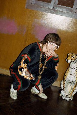 Gucci - Dapper Dan Collection 201826