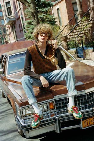 Gucci - Dapper Dan Collection 201828