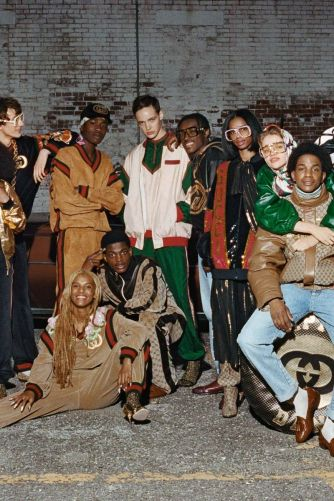 Gucci - Dapper Dan Collection 201834