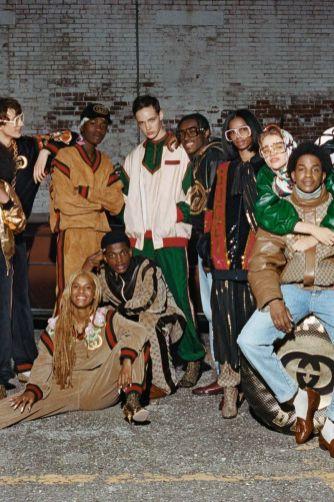 Gucci - Dapper Dan Collection 201834
