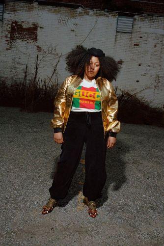 Gucci - Dapper Dan Collection 201842