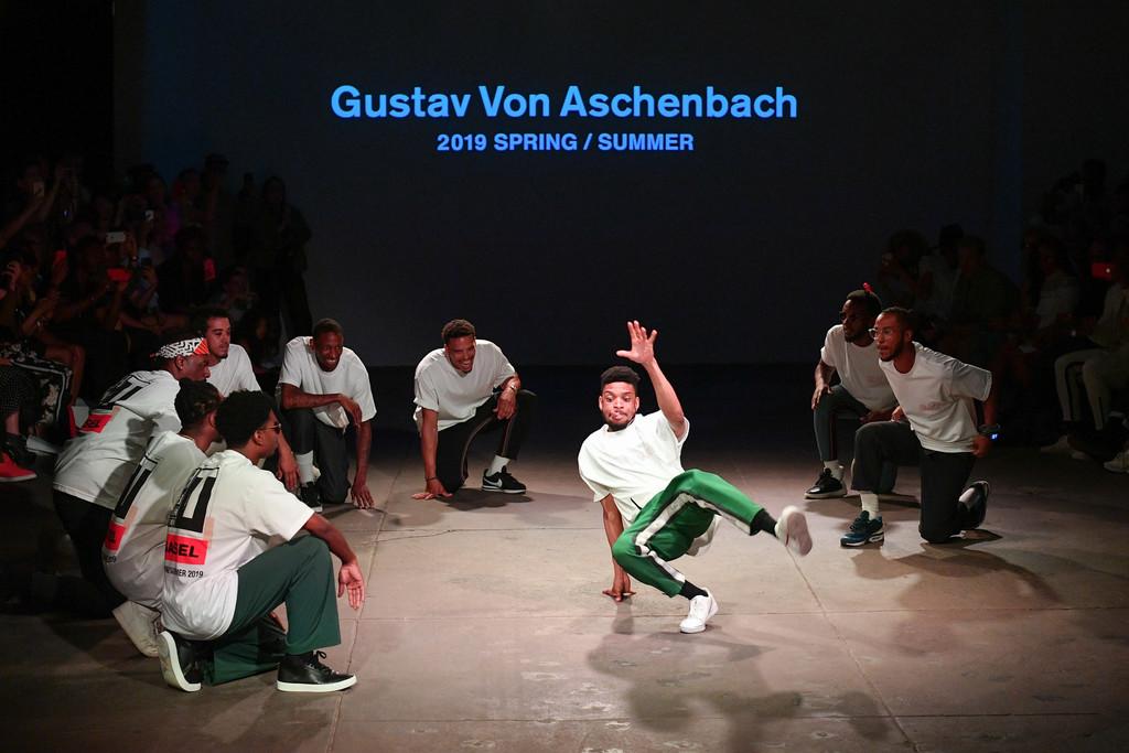 Gustav von Aschenbach Robert Geller Spring/Summer 2019 New York