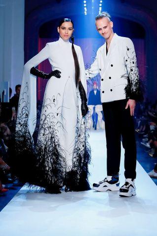 Jean Paul Gaultier Couture Fall Winter 2018 Paris34