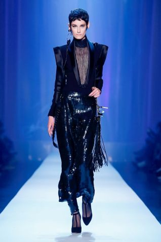 Jean Paul Gaultier Couture Fall Winter 2018 Paris50