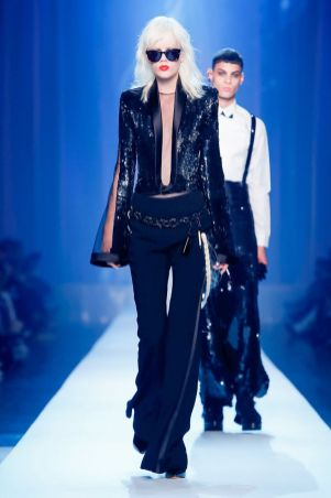 Jean Paul Gaultier Couture Fall Winter 2018 Paris52