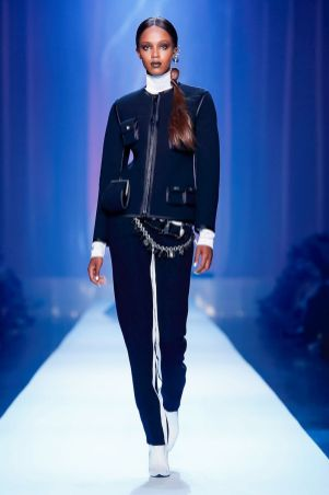Jean Paul Gaultier Couture Fall Winter 2018 Paris54