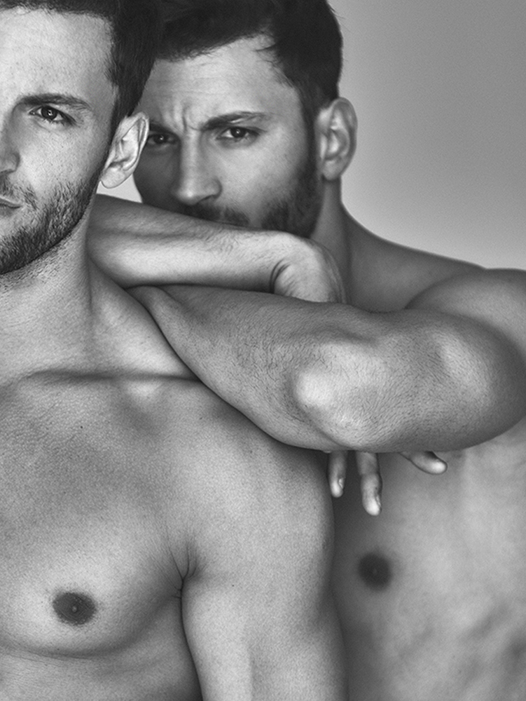 Boys Will Be Boys: Sampaio Twins for WAM Magazine