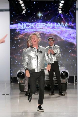Nick Graham Spring Summer 2019 New York12