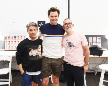 Parke and Ronen Spring Summer 2019 NYFW Backstage11