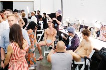 Parke and Ronen Spring Summer 2019 NYFW Backstage5