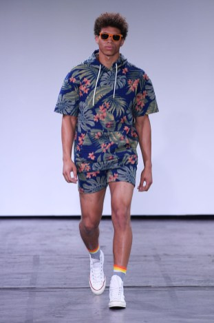 Parke & Ronen Men's Spring 2019