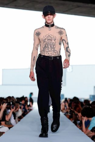 Vetements Ready To Wear Spring Summer 2019 Paris44