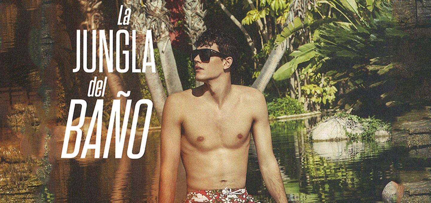 Xavier Serrano for Codigo Unico Magazine