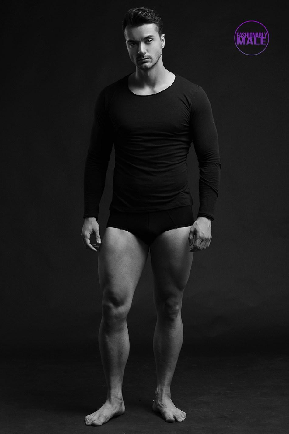 World Needs Genuine Fitness Models Pics of Emre Malović by Mladen
