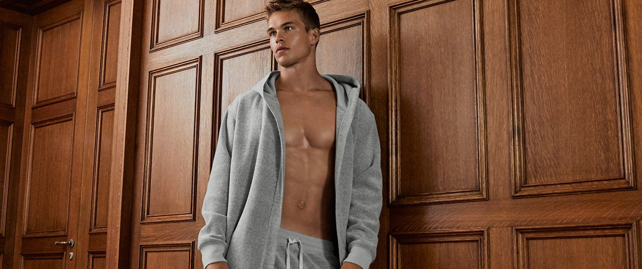 See Mitchell Slaggert for Simons Underwear New Lookbook