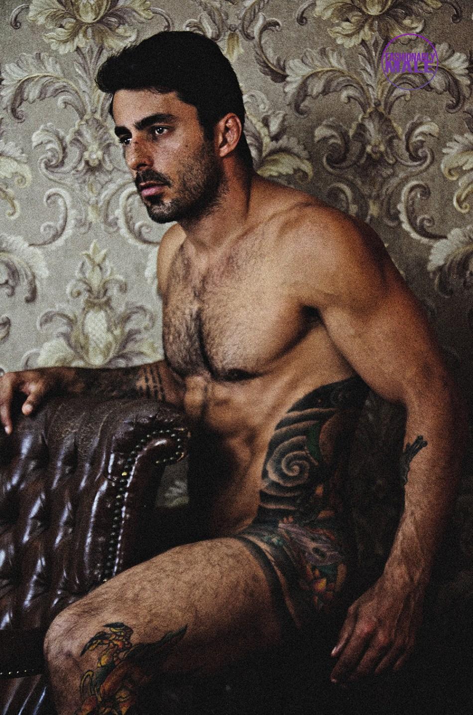 New Exclusive Editorial by Felipe Pilotto with Rodrigo Conte