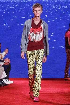 Calvin Klein 205W39NYC Men & Women Spring Summer 2019 New York15