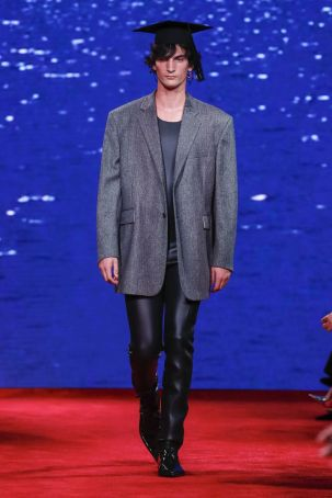 Calvin Klein 205W39NYC Men & Women Spring Summer 2019 New York41