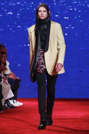 Calvin Klein 205W39NYC Men & Women Spring Summer 2019 New York5