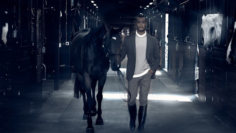 Making Equestrian Your Next Passion: David Bates by Darren Trentacosta
