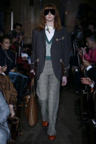 Gucci Ready To Wear Spring:Summer 2019 Paris16