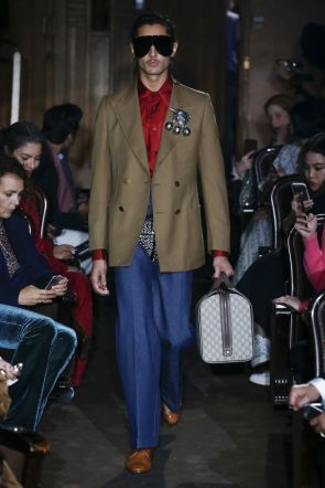 Gucci Ready To Wear Spring:Summer 2019 Paris20