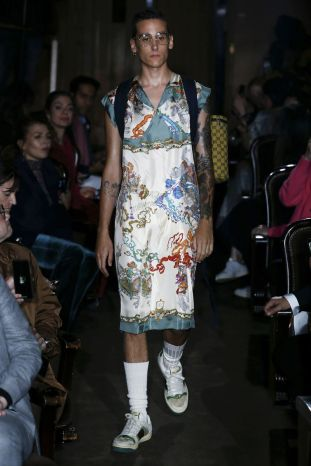 Gucci Ready To Wear Spring:Summer 2019 Paris22