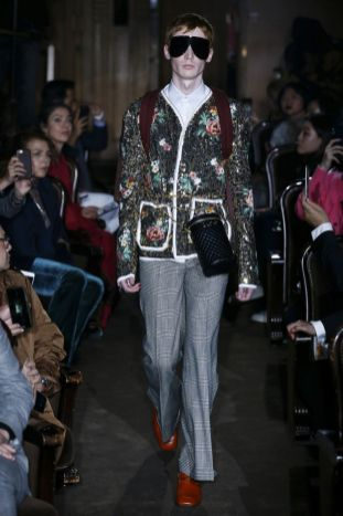Gucci Ready To Wear Spring:Summer 2019 Paris25
