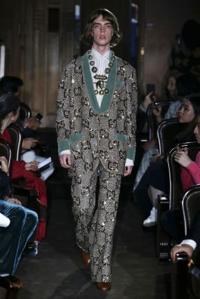 Gucci Ready To Wear Spring:Summer 2019 Paris9