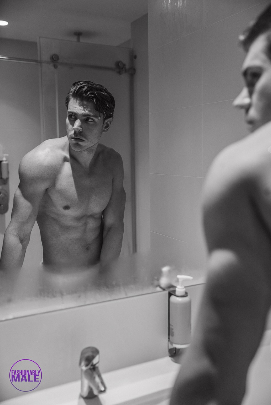 Hot Tingz: Nino Ceperkovic by Alj Sanchez in Dubai