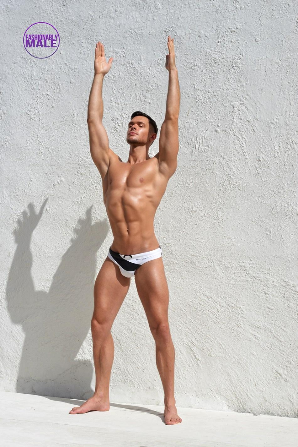 We Find Very Sexy Alex Ragozin in Shots by Matthew Mitchell
