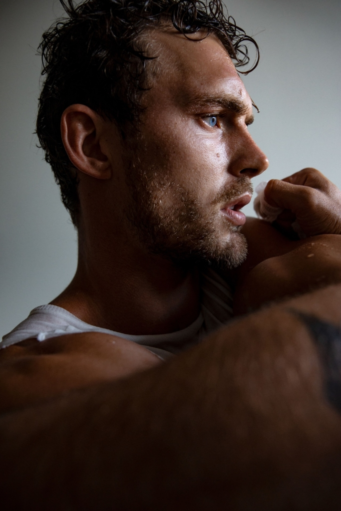 Client Magazine presents Christian Hogue by Blake Ballard
