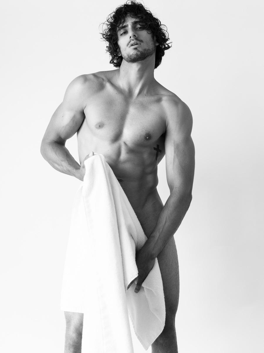 #TowelTuesday Christian Mazzilli by Anthony James Giura