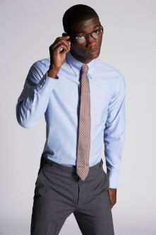 Oxford Cotton Slim Fit Classic Shirt