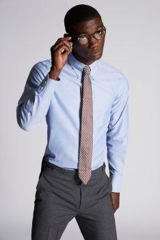 Oxford Cotton Slim Fit Classic Shirt
