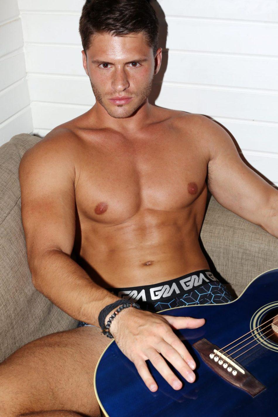 Find 'Mr. Right' Rony Gilman on New Pics from Garçon Model