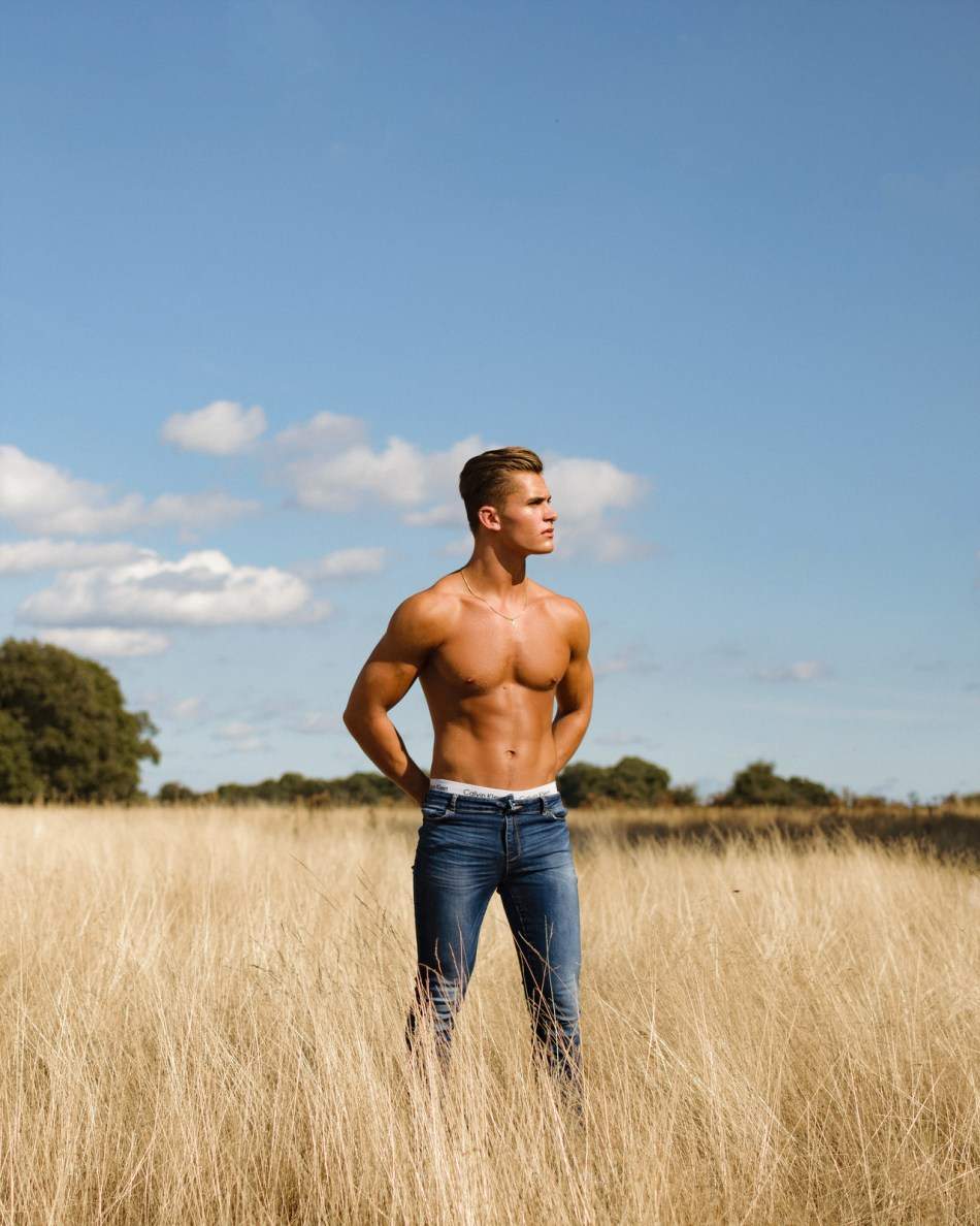 Take a Look to Jamie Carter in Pics by Adam Wenham