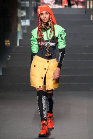 Moschino [tv] x H&M Fall Winter 2018 New York29