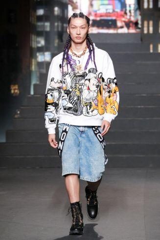 Moschino [tv] x H&M Fall Winter 2018 New York33