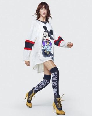 Moschino x H&M Lookbook29